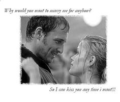 Sweet Home Alabama - Josh Lucas & Reese Witherspoon.one of the best movie quotes of all time, sigh. Sandra Bullock, Movies Showing, Movies And Tv Shows, Josh Lucas, Just In Case, Just For You, The Maxx, Favorite Movie Quotes, Favorite Things