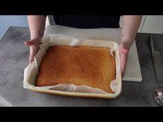 Des basboussa aux amandes, des pâtisseries orientales - YouTube Cake Pops, Muffins, Cupcakes, Macarons, Ethnic Recipes, Biscuits, Food, Desserts, Sprouts