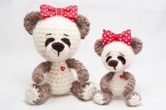Panditas / Panda bears