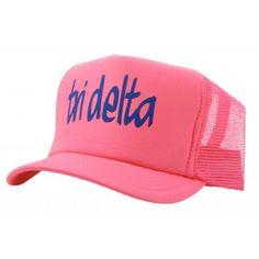 Neon Sorority Trucker Hats