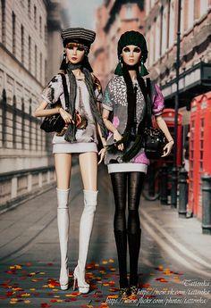 Лорелея и Лорейн | by Tattonka