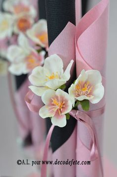 1000 images about le pliage de serviettes on pinterest for Pliage serviette rose