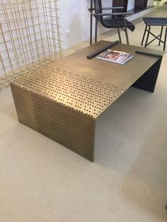 The Shine Of Metal Art Adds Edginess and Interest To Home Decor