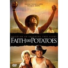 The seed for a great miracle lies not in difficulty, but impossibility.    Faith Like Potatoes is an inspiring true story of a rugged South African farmer, Angus Buchan, and is set in the turbulent hills of the KZN Midlands. Angus' manic quest for material success is slowly transformed into a wild love for God and people, as he wrestles with faith, hope, natural disasters and tragic personal loss.