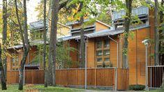 2003 Latvia, Riga Villa Alexandra   Gmp Architekten Von Gerkan, Marg Und  Partner