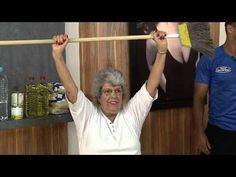 Alongamento e exercícios práticos para fazer em casa!