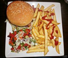 Hamburger at Imperial Bar Ireland Travel, Restaurants, Meals, Bar, Ethnic Recipes, Food, Meal, Essen, Ireland Destinations