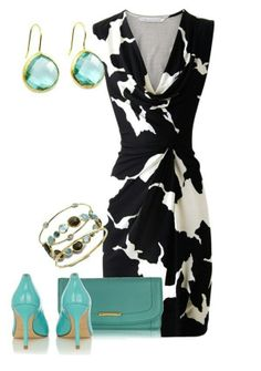 53 new Ideas for wedding guest outfit summer chic color combos Komplette Outfits, Polyvore Outfits, Fashion Outfits, Womens Fashion, Fashion Trends, Outfit Trends, Sarah Jessica Parker, Look Chic, Work Attire