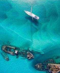 #sailing or treasure hunting? Ahoy pirates  Credits to @visualsofearth