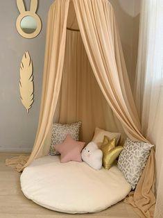 Canopy Bedroom, Diy Canopy, Room Ideas Bedroom, Boys Room Decor, Tent Canopy, Girls Bedroom, Bedroom Decor, Daybed Canopy, Teen Girl Bedding