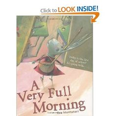 Read Write Sing: Picture Books For The First Week Of Kindergarten
