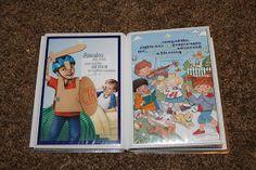 Apples 4 Bookworms: LDS Quiet Books