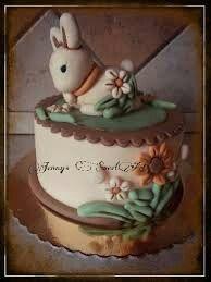 Torta con coniglio pdz effetto thun