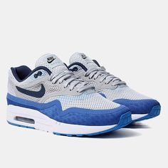 Nike Air Max 1 Br Pure Platinum / midnight Navy