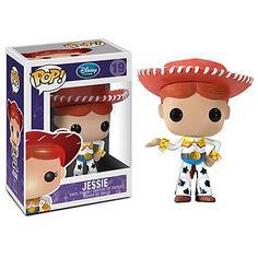 Funko POP! Toy Story Jessie Vinyl Bobble Head http://popvinyl.net #funko #funkopop #popvinyls