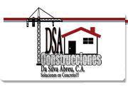 Logotipo de Construcciones DSA