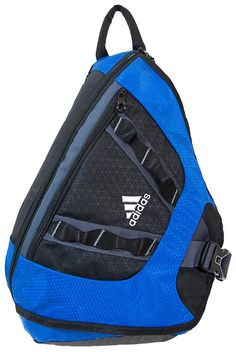 Amazon.com   adidas Capital Sling Backpack Black   Sports  amp  Outdoors Sling  Backpack 8b6f50082088d