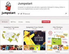 Jumpstart works and helps kids in impoverished neighborhoods. #nonprofit #nonprofits