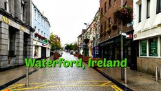 See the highlights of Waterford, Ireland with this one day itinerary, created by Ireland's national tourist bureau.