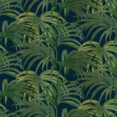 Papier peint Midnight Garden (House of Hackney)
