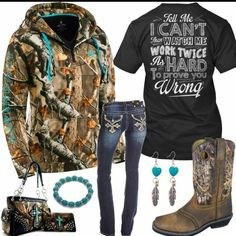 I want the shirt :) XL I Am Totally Worth It Camo Hoodie Outfit - Real Country Ladies Country Girl Outfits, Country Girl Style, Country Fashion, Country Girls, My Style, Country Style Clothes, Camo Outfits, Cowgirl Outfits, Western Outfits