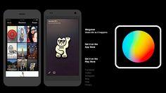 فيسبوك تطلق تحديثا جذريا لتطبيق الرسائل المصورة Slingshot