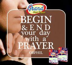 Prayer is the best armor against all trials. LIKE US ON FACEBOOK: https://www.facebook.com/GrandAdultDiaper FOLLOW US ON INSTAGRAM: https://instagram.com/megasoft_hygienic_products/ FOLLOW US ON TWITTER: https://twitter.com/sisters_ph