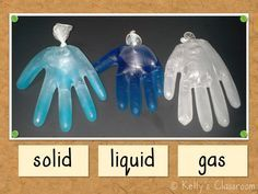 Properties of Matter: This is a quick and easy activity to teach your students…