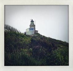 Lighthouse, Kullen (Skåne, Swden).