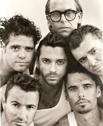 INXS ! I always will:   - Love their music  - Love the band  - Miss Michael's voice!