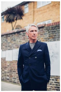 Paul Weller of the band The Jam. He had further success with the blue-eyed soul music of The Style Council. The Style Council, Lee Marvin, Mod Scooter, Paul Weller, Teddy Boys, Skinhead, Formal Looks, Rock Style, Well Dressed