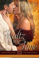 Love time travel romance? Read a review of Waltz in Time by Eugenia Riley http://www.agirlandherkindle.com/2014/04/waltz-in-time-by-eugenia-riley-review.html