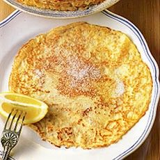 Pancake Day (aka Shrove Tuesday) is on the 28th fellow brits. Perfect English pancakes recipe.