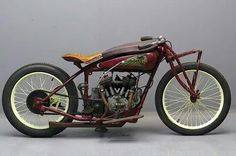 1929 Indian 101 Scout 'Wall of Death'