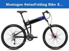 0b8dccebca3 Montague SwissFolding Bike X90 30