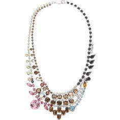Tom Binns Multicolored Necklace