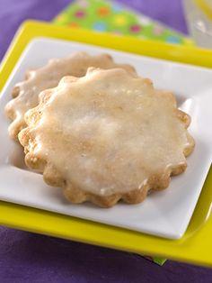 Zitronen-Ingwer-Walnuss-Kekse