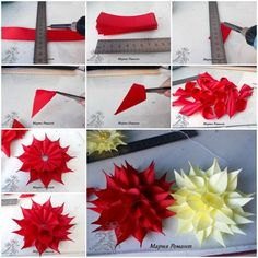 Here is a great wedding budget tip to make beautiful dahlia flowers. You can use different colors to make a colorful decoration. They are nice home decorations too, especially in girl's room. Enjoy your DIY! Related posts: DIY Beautiful Tissue Paper Flowers for Wedding Wedding DIY – Beautiful Paper Rose …