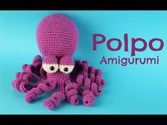 Polpo Amigurumi | World Of Amigurumi - YouTube