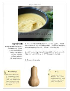 Delicious Soups that take seconds to make. :)