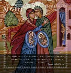 Mother Teresa, Mother Mary, Advent Prayers, The Afflicted, The Lord, Advent Season, Queen Of Heaven, Infancy, First Humans