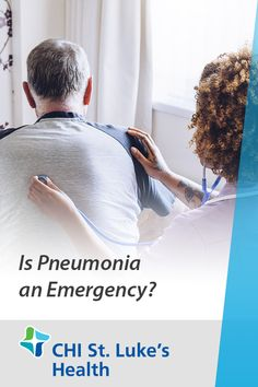 Is Pneumonia an Emergency? What Is Pneumonia, Signs Of Pneumonia, Septic Shock, Pleural Effusion, Primary Care Physician, Emergency Care, Low Blood Pressure, Shortness Of Breath, Immune System