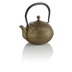 Cast Iron Teapots: Japanese cast iron teapots with infusers | Teavana