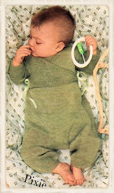 Instant Download PDF Vintage Eighties Knitting by YesterdaysMagic