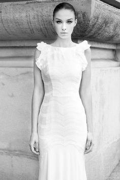 @Berta  Wedding Dresses Photos on WeddingWire - love the texture