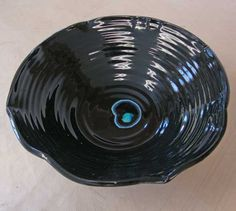 Firing Glass on Pottery or Ceramic