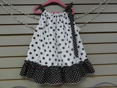 very easy to sew dress