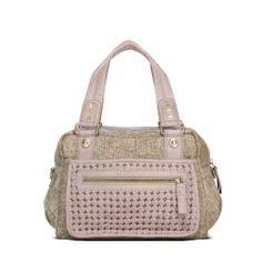 Handtasche Kaua´Me Pink On Pacific
