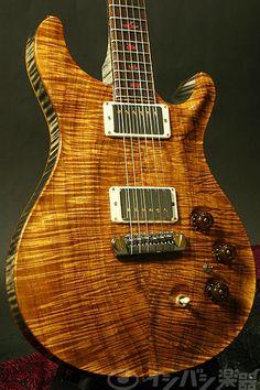 PRS guitar.