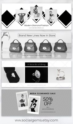 Make a great first impression on Facebook with this on-trend set of black and white Facebook cover templates. They are the perfect way to professionally brand and market your business and showcase your products, services and offers. #canva #branding #marketing #facebookmarketing #timelinecover #black £white Facebook Cover Photo Template, Facebook Timeline Covers, Timeline Cover Photos, Graphic Design Tools, Facebook Banner, Media Kit, Branding Kit, Instagram Story Template, Social Media Template